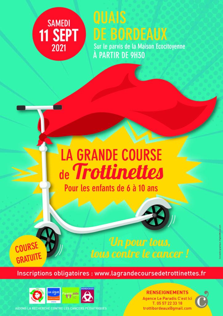 La Grande Course de Trottinettes 2021